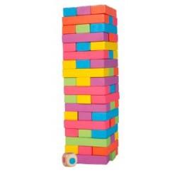 Super torre de colores
