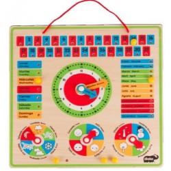 Calendario interactivo