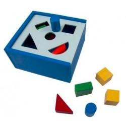 Caja alcancia 5 figuras